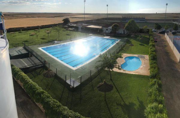piscina municipal de Horcajo de Santiago
