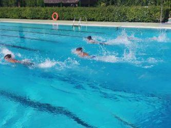 natación en Horcajo de Santiago