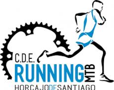 escudo club running horcajo de Santiago